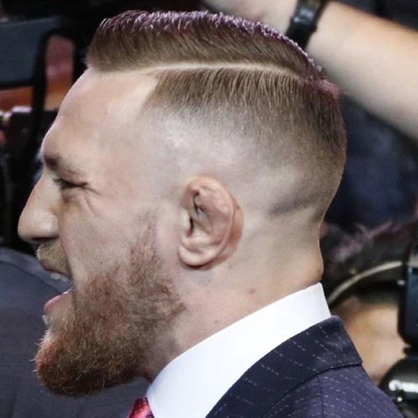 conor mcgregor hair