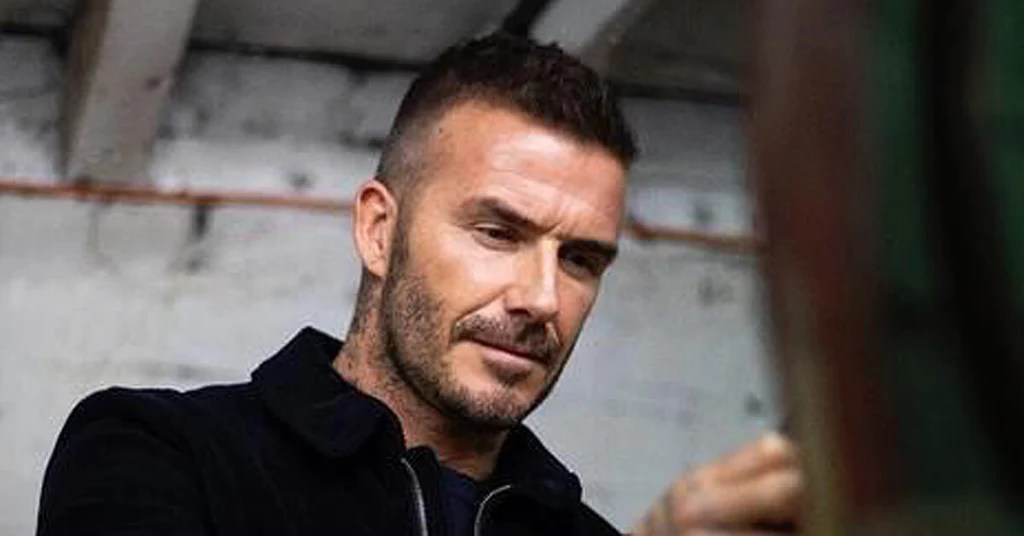Every New David Beckham Haircut Amp How To Get Them Regal