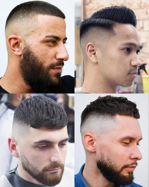 What Does A 4 Haircut Look Like : haircut, Haircut?, Different, Types, Haircuts, Regal, Gentleman