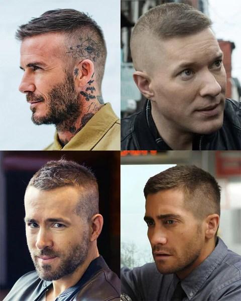 Military Undercut : military, undercut, Timeless, Military, Haircuts, Regal, Gentleman