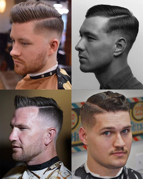 5 timeless military haircuts
