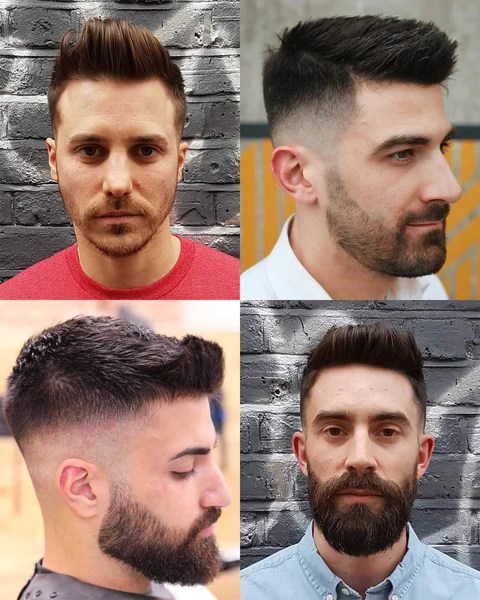 The 9 Biggest Men's Haircut Trends To Try For Summer 2018 | Short Textured Quiff Haircuts For Men 2018