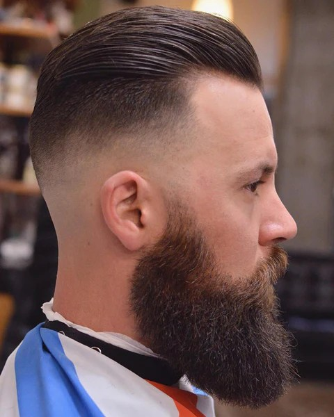 Great Undercut Fade Haircuts For Men