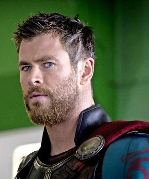 Thor Ragnarok Haircut Tutorial : ragnarok, haircut, tutorial, Chris, Hemsworth, Ragnarok, Haircut, Regal, Gentleman