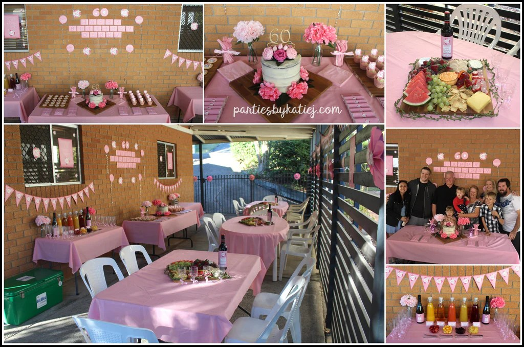 Rustic Floral Party Theme By Katie J