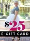 $25 Gift e-Card