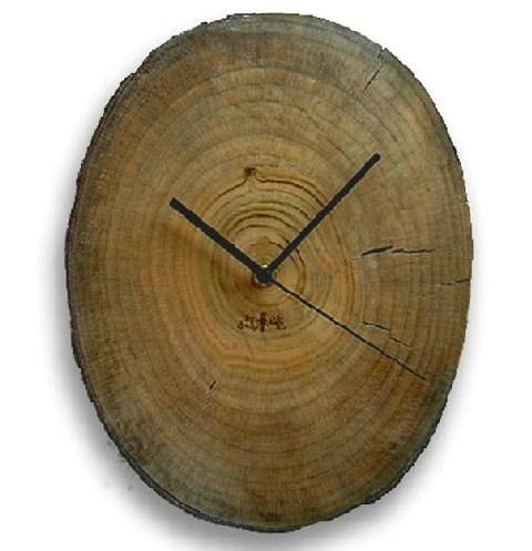 rustic camphor wood log