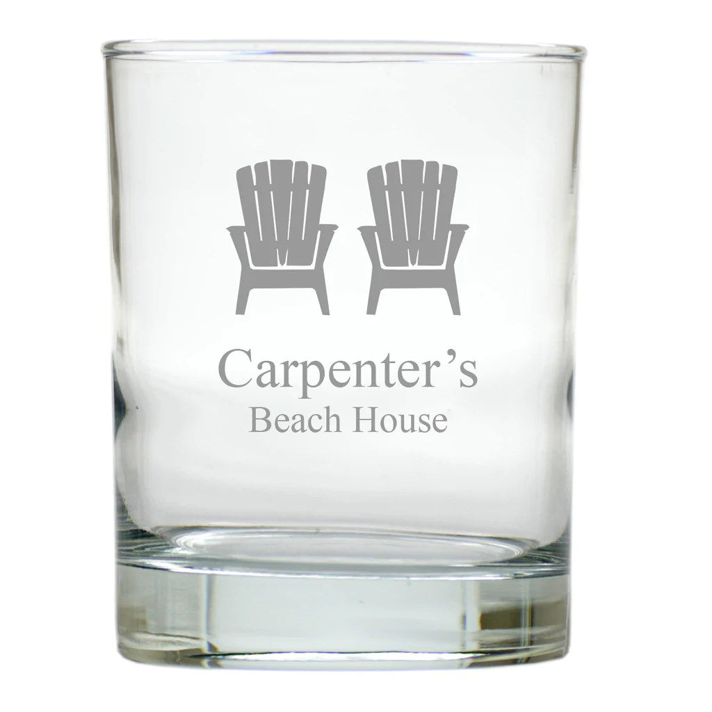 adirondack chair photo frame favors desk loveland chairs double old fashioned glasses