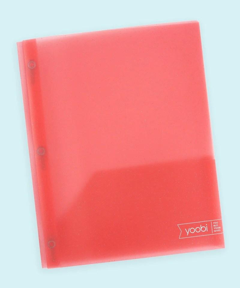 unique folders dividers yoobi
