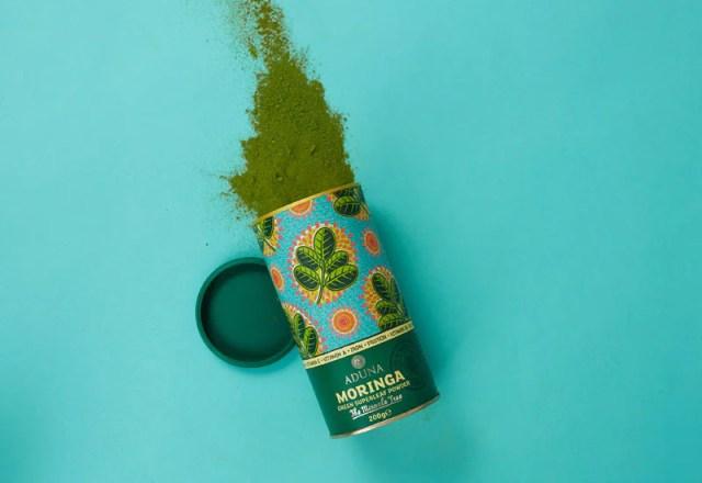 Aduna Moringa Powder Pot