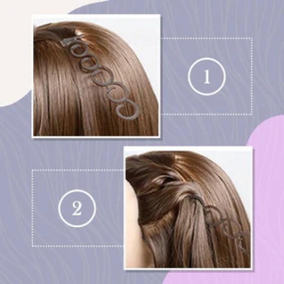 Twist Plait Hair Braiding Tools (2PCS)