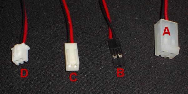 Power Supply Connectors 4 Pin Fan Wiring Diagram 4 Wire Fan Wiring