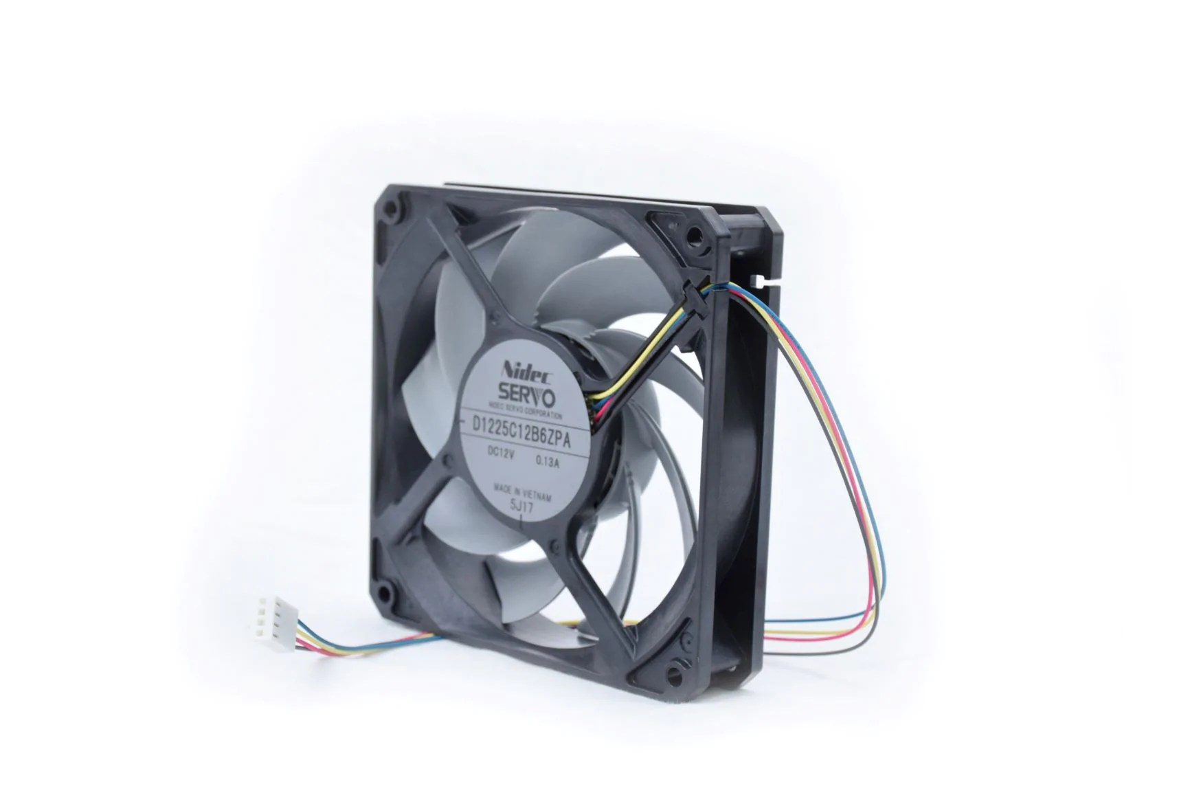 hight resolution of gentletyphoon 120x120x25mm silent case fan series d1225c12b