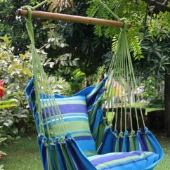 Hanging Hammock Chair Office Covers Sea Point Flora Decor