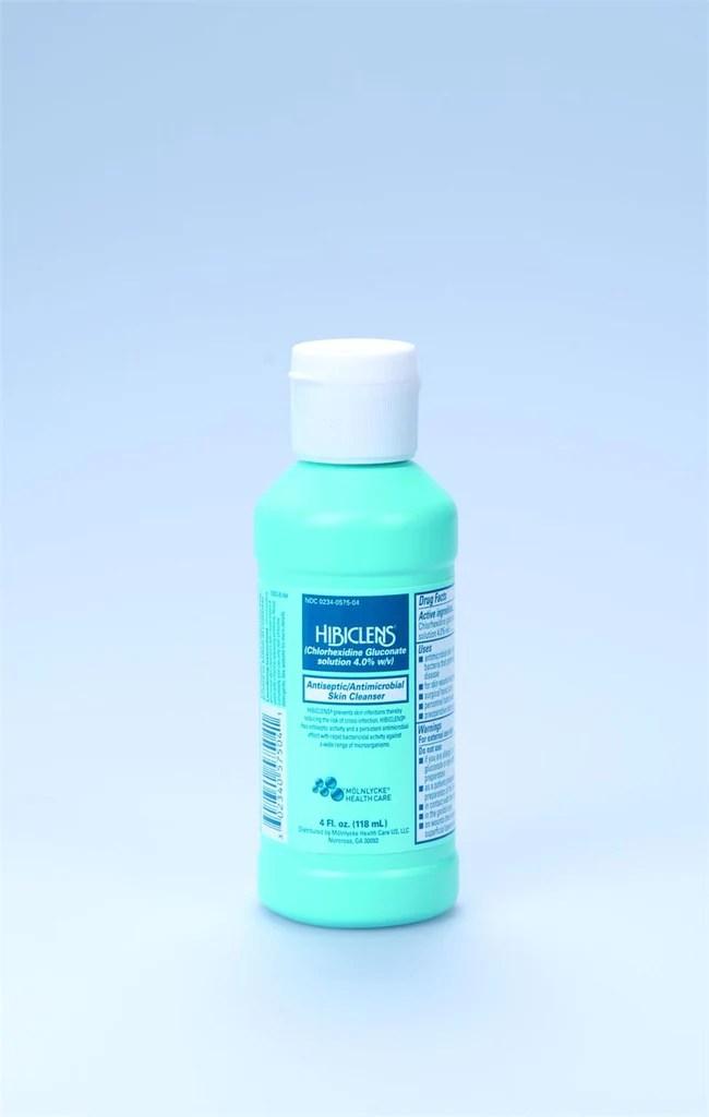 Molnlycke 57504 HibiClens Antiseptic/Antimicrobial Skin ...