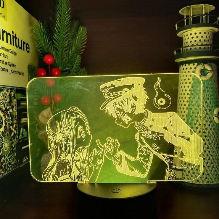 Yashiro nene images yashiro nene (八 (や) 尋 (しろ) 寧 (ね) 々 (ね) , yashiro nene? HANAKO X YASHIRO LED ANIME LAMP (TOILET-BOUND HANAKO-KUN ...