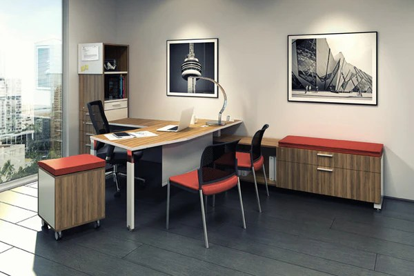 Concourse Private Office Layout 1  Brandon Business Interiors