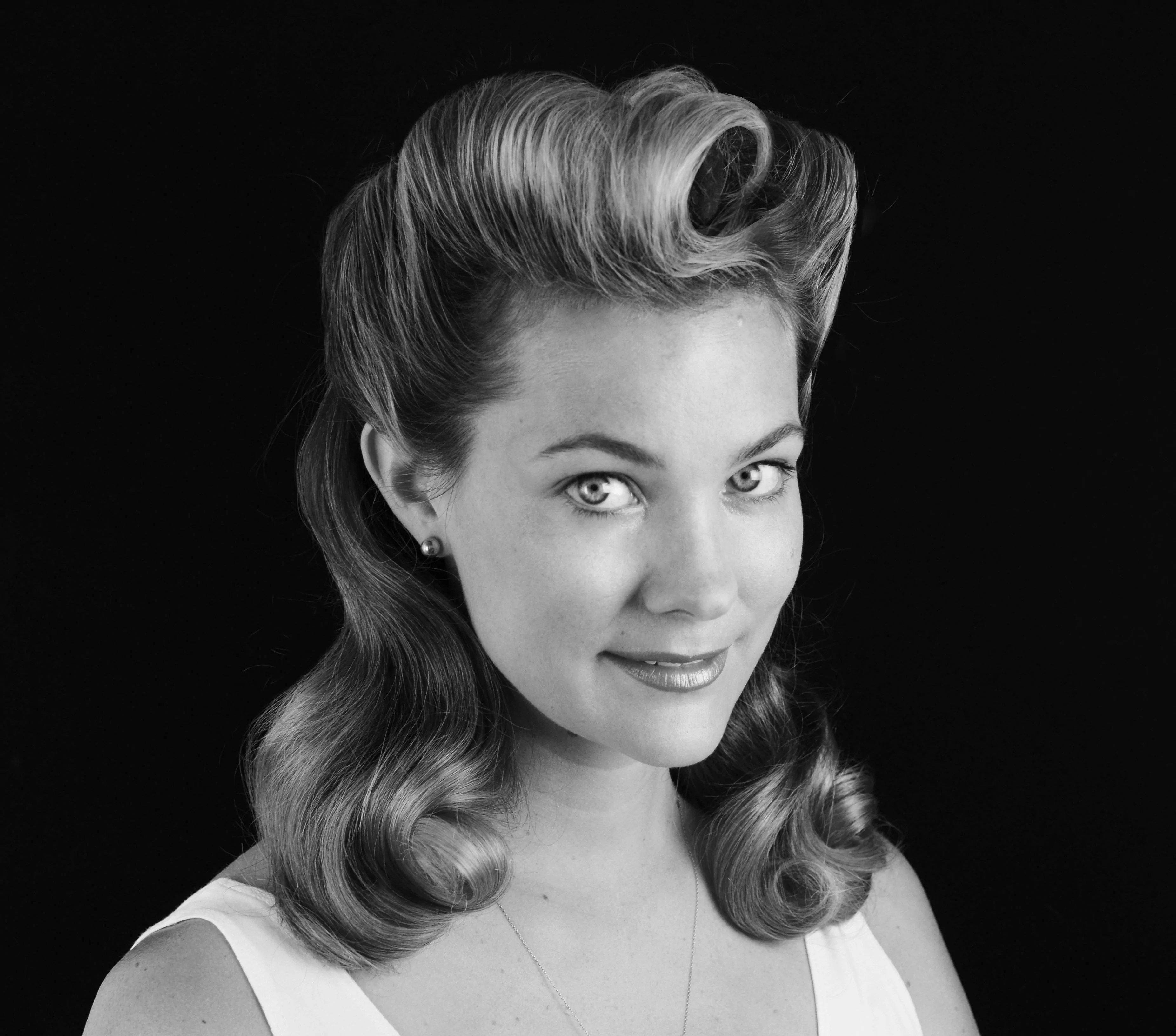 Get the Look 1940 s Hair
