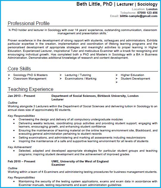 7 Best CV templates  Wow recruiters and land interviews