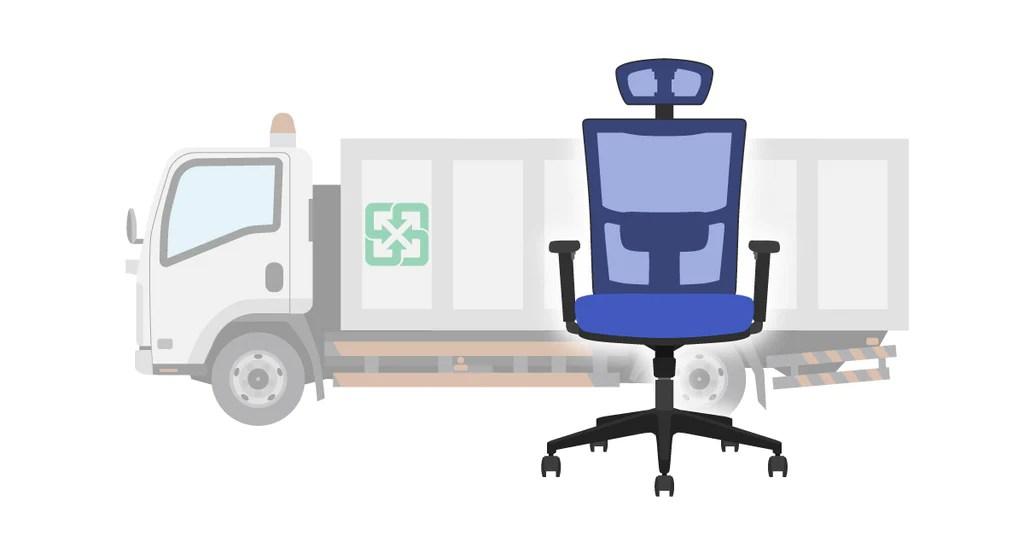 電腦椅回收 | Bestmade