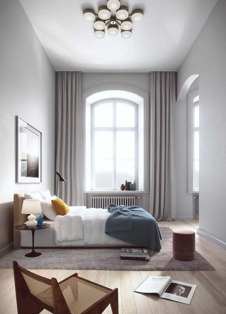5 Ways FloorToCeiling Curtains WILL Make Your Room Look