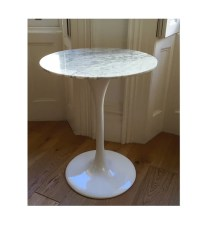 Marble Table Dining Height 80cm Diameter Round