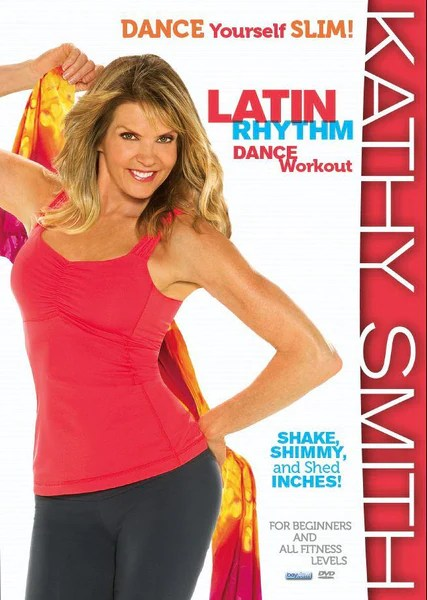 Kathy Smith Latin Rhythm Dance Workout Collage Video