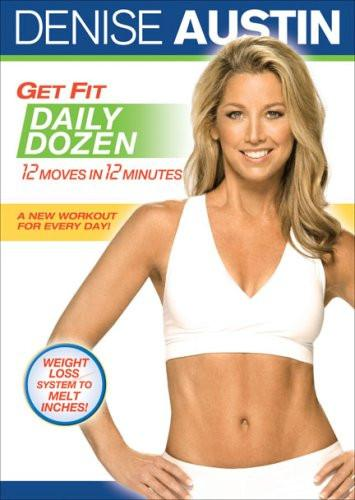 Denise Austin S Get Fit Daily Dozen Collage Video
