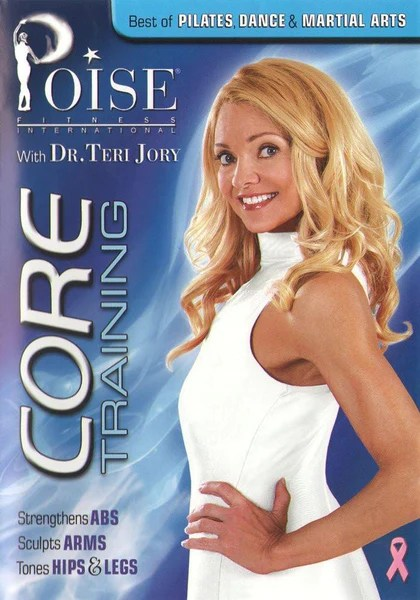 Dr Teri Jory S Core Training Fusing Pilates Dance And