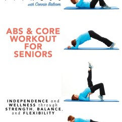 Yoga Chair Exercises For Seniors Toy High Toys R Us Independence Fitness Abs And Core Workout