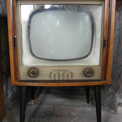 Teak Sofa Table Leather Sofas For Sale On Ebay Television Tambour Cabinet Legs. C. 1950 ...
