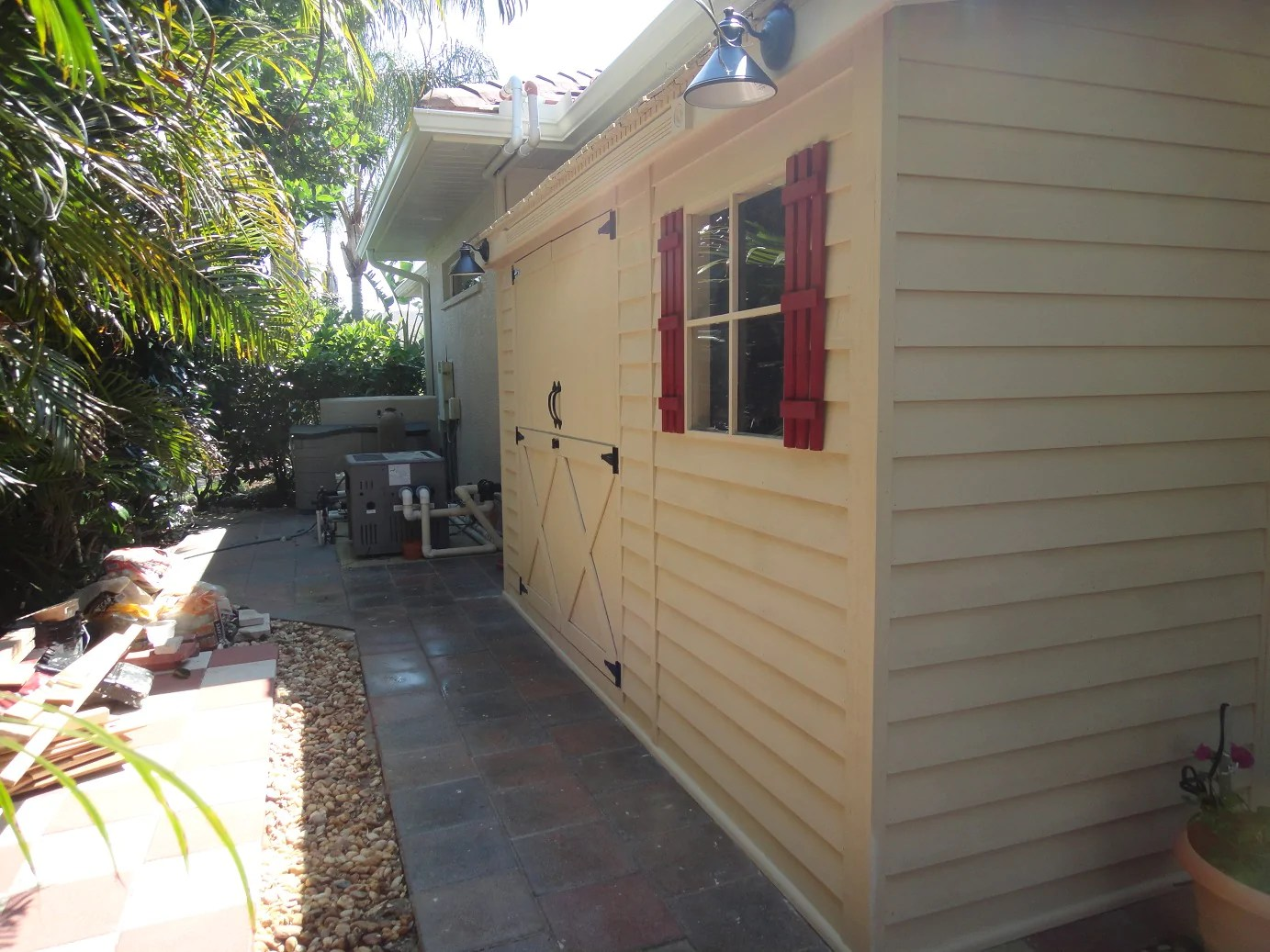 Yard Storage Sheds 8 X 4 Shed Kits Diy Lean To Style