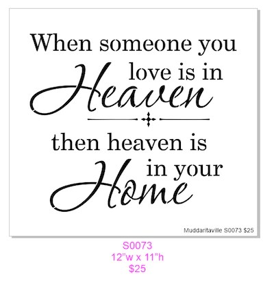 Download S0073 When someone you love is in heaven - Muddaritaville ...