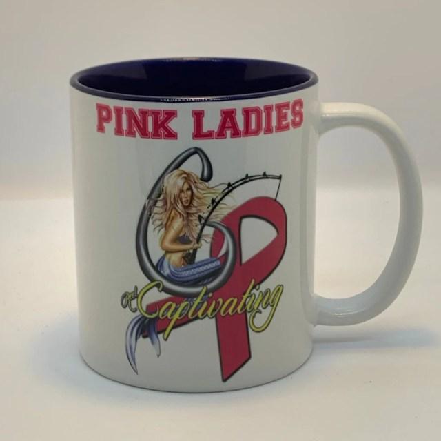 Pink Ladies - Coffee Mug