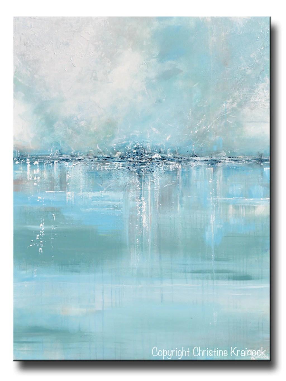 original art abstract painting