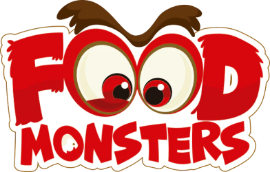 The Food Monsters A family fun health focused card game