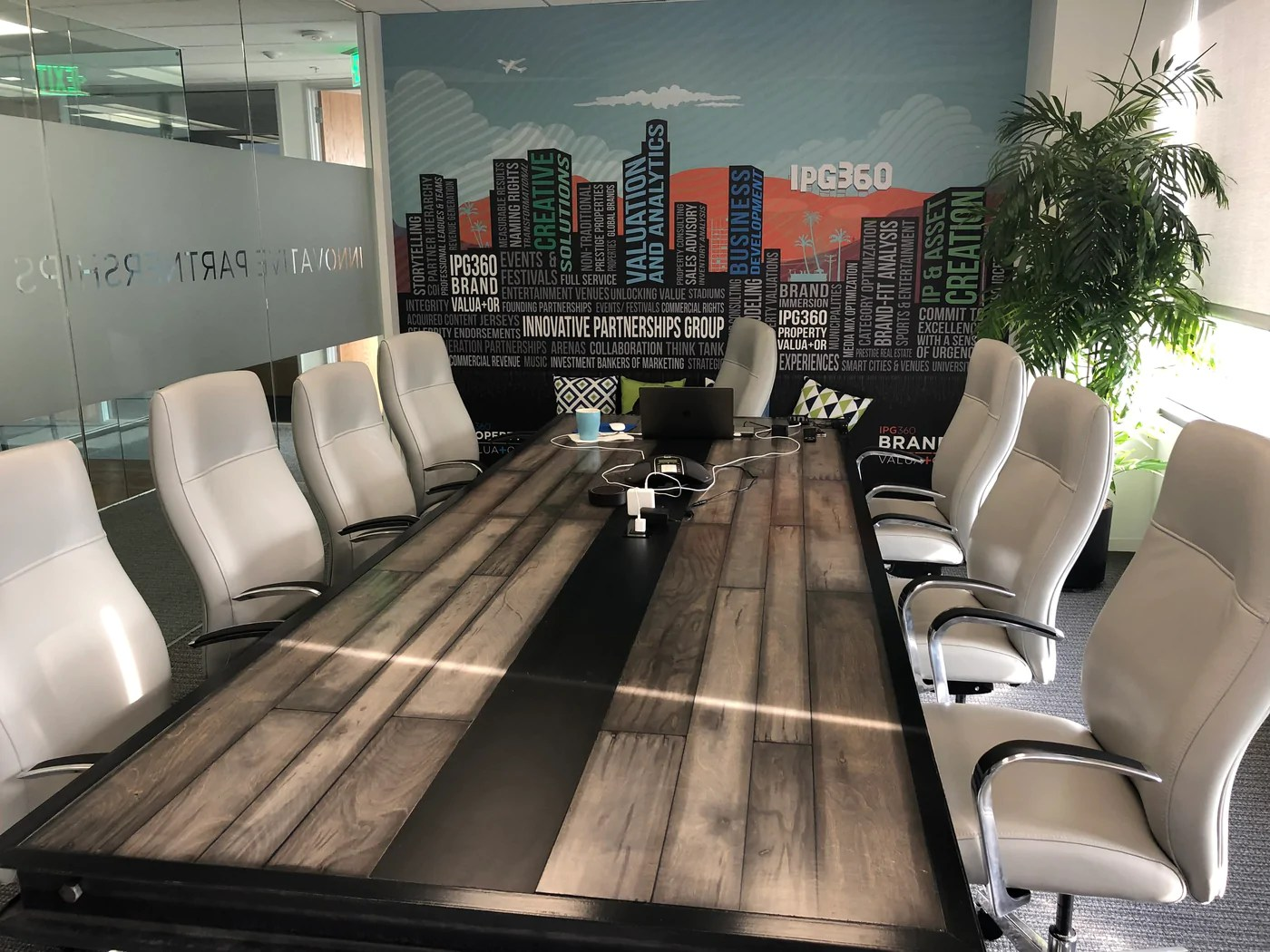 Modern Industrial And Reclaimed Wood Conference Table For Sale Solid Wood Conference Table Industrial Evolution Furniture Co