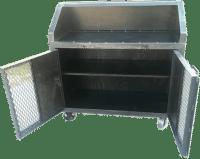 Buy Online Industrial Bar Carts   Industrial Evolution ...