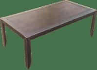 #021- Vintage Industrial Coffee Table  Industrial ...