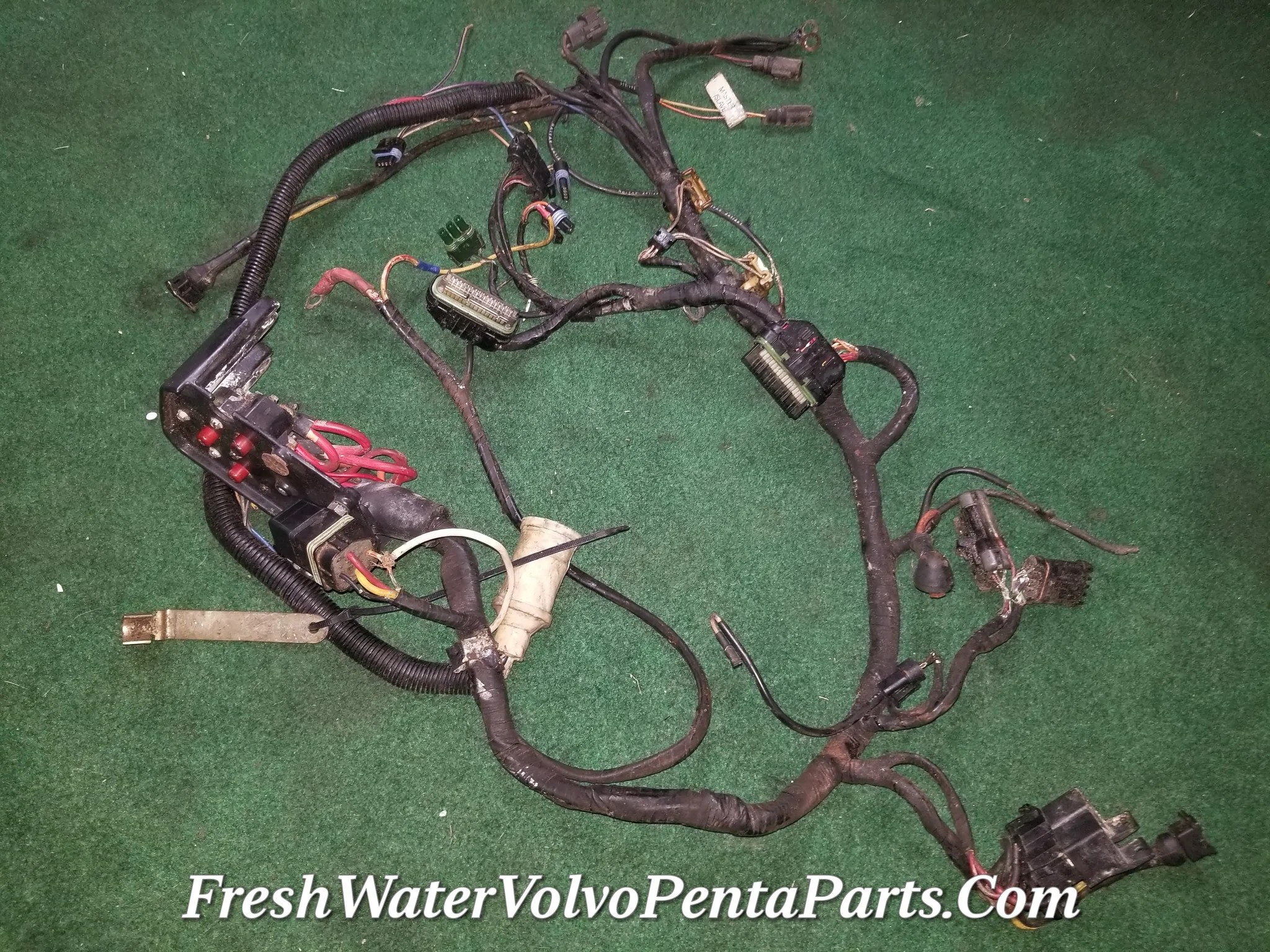 medium resolution of volvo penta 1995 tbi 5 7gi wiring harness 5 7l 5 0l v8 p n 3850364 freshwatervolvopentaparts com