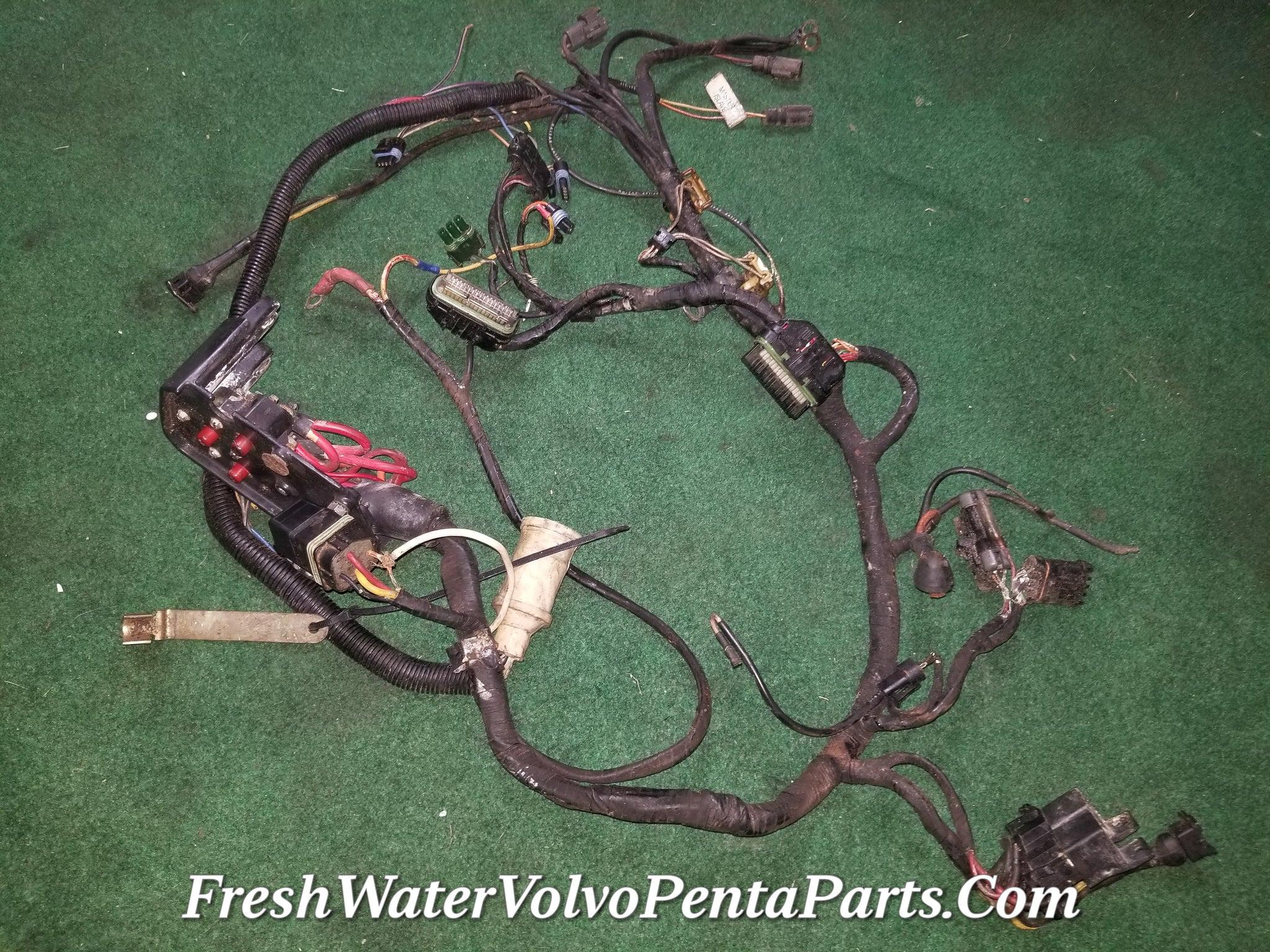 small resolution of volvo penta 1995 tbi 5 7gi wiring harness 5 7l 5 0l v8 p n 3850364 freshwatervolvopentaparts com
