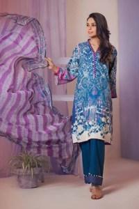 Bonanza Satrangi ASO213P60  Blue Summer Collection
