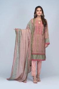 Bonanza Satrangi RSO213P17 D Pink Summer Collection
