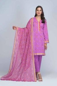 Bonanza Satrangi RSO213P36A  Pink Summer Collection