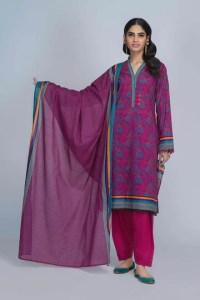 Bonanza Satrangi RSO213P46B D Pink Summer Collection