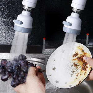 360 water saving kitchen faucet stay