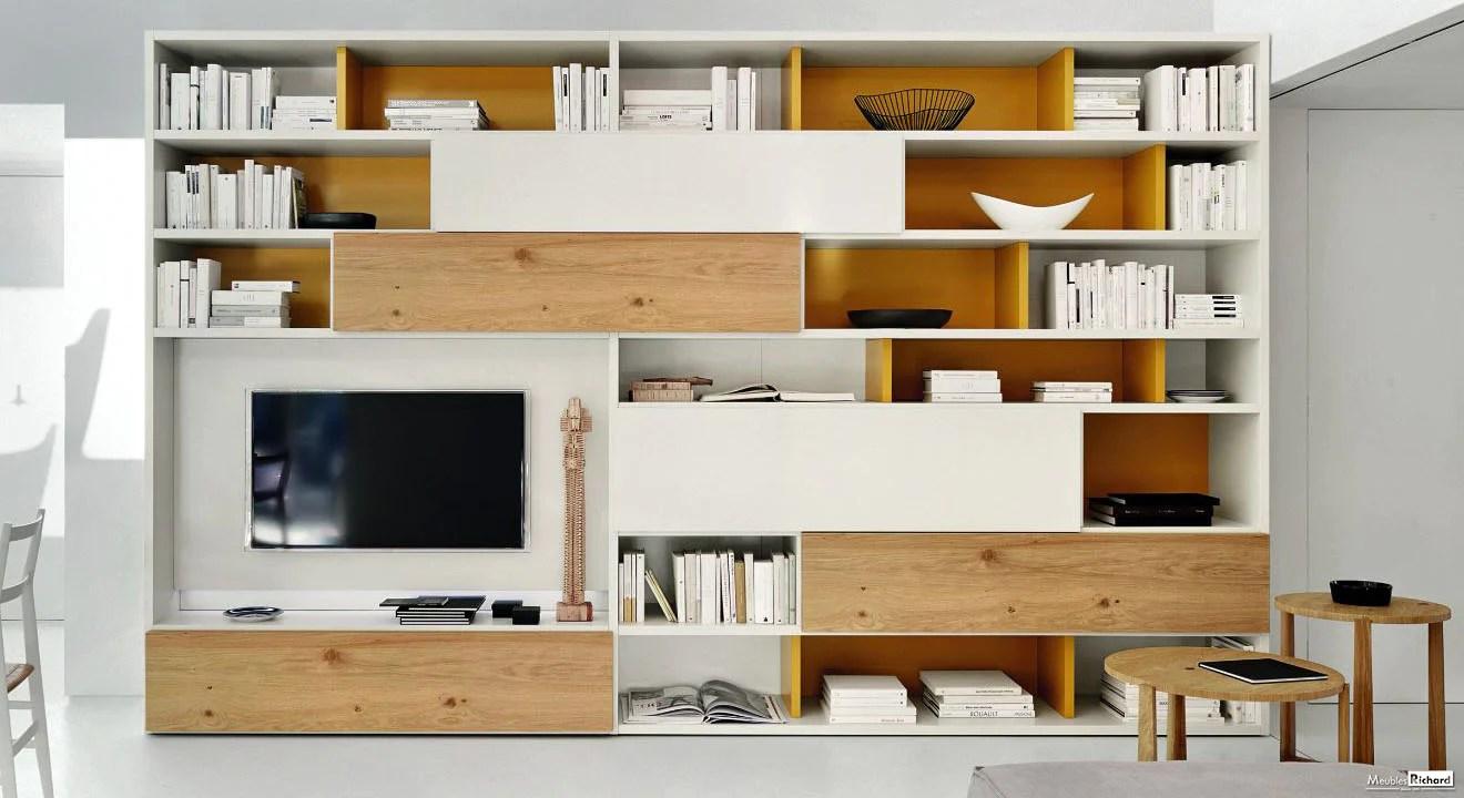 meuble tv sur mesure design