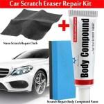 Professional Car Scratch Repair Agent Buy 1 Get Grinding Sponge Z Ghost