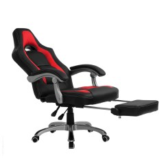 X Racer Chair Terry Cloth Lounge Covers Cherry Tree Furniture Racing Recliner High Back Swivel