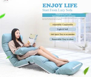 Adjustable & Foldable Lazy Couch Tatami (Long Version)
